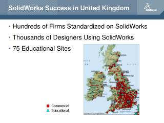 SolidWorks Success in United Kingdom