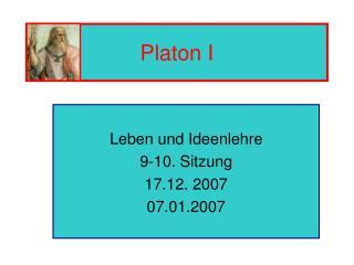 Platon  I