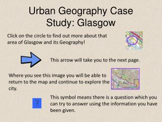 Urban Geography Case Study: Glasgow