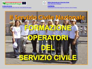 Il Servizio Civile Nazionale