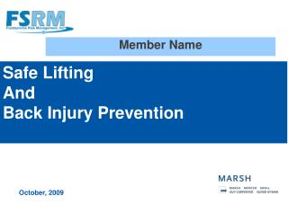 Member Name
