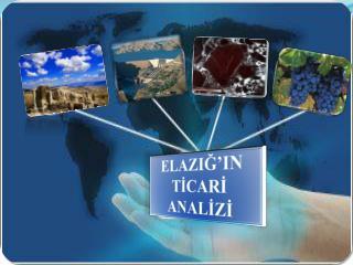 ELAZIĞ'IN TİCARİ  ANALİZİ