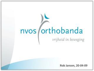 Rob Jansen, 20-04-09