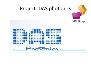 Project: DAS photonics