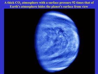 Facts about Venus