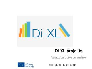 Di-XL  projekts