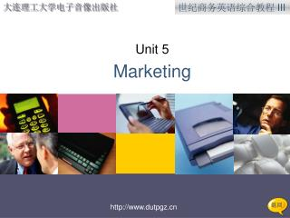 Unit 5 Marketing