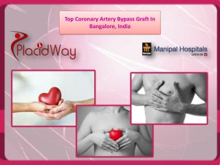 Top Coronary Artery Bypass Graft In Bangalore, India
