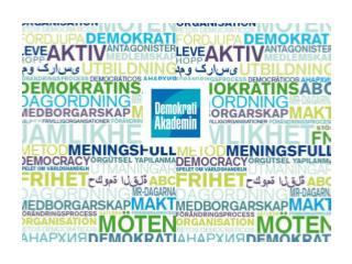 Vad är DemokratiAkademin?