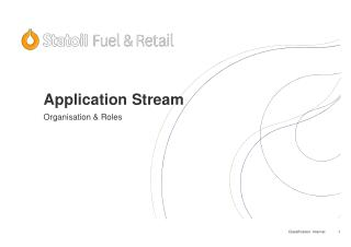 Application Stream