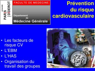 Pr vention  du risque cardiovasculaire