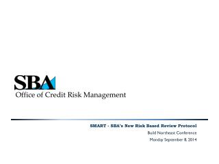 Office of Credit Risk Management