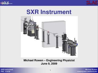 SXR Instrument