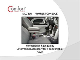 MLC310 – ARMREST-CONSOLE