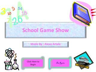 School Game Show