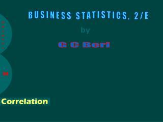 BUSINESS STATISTICS, 2/E