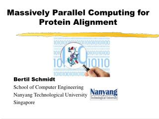 Massively Parallel Computing for Protein Alignment