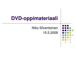 DVD-oppimateriaali