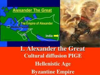 1. Alexander the Great