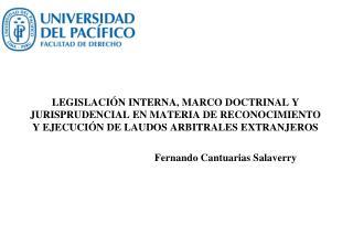 Fernando Cantuarias Salaverry