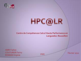 HPC@LR
