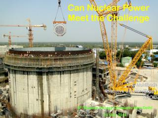 Can Nuclear Power Meet the Challenge