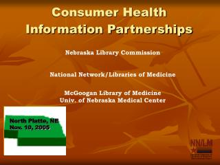 Consumer Health Information Partnerships
