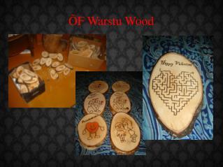 ÕF Warstu Wood