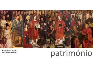 Painéis de São Vicente 1470, Nuno Gonçalves