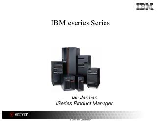 IBM eseries Series