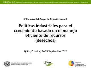 País:   México Institución:  Secretaria de Medio Ambiente y Recursos Naturales