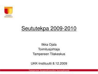 Seututekpa 2009-2010