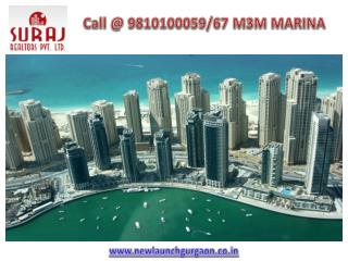 M3M Marina Sector 68 Gurgaon