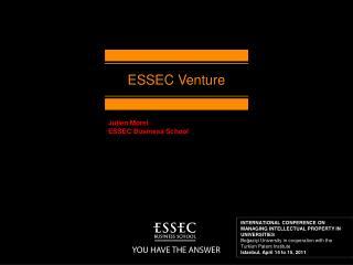 ESSEC Venture