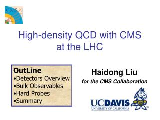 High-density QCD with CMS at the LHC