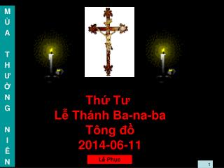 Th? T? L? Th�nh Ba-na-ba T�ng ?? 2014-06-11