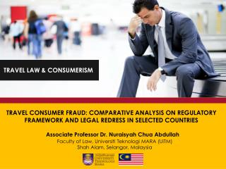 Associate  Professor Dr .  Nuraisyah  Chua Abdullah