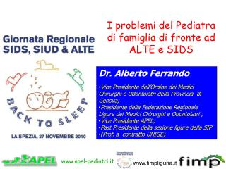 Dr. Alberto Ferrando