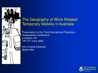 The Geography of Work-Related Temporary Mobility in Australia