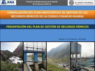 Huaral,  17 de Febrero   del  2014