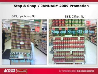 S&S, Lyndhurst, NJ