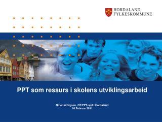 PPT som ressurs i skolens utviklingsarbeid
