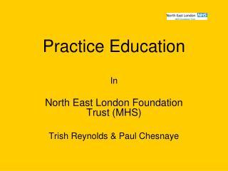 Practice Education