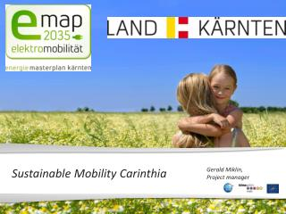 Sustainable Mobility Carinthia
