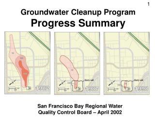 San Francisco Bay Regional Water Quality Control Board – April 2002