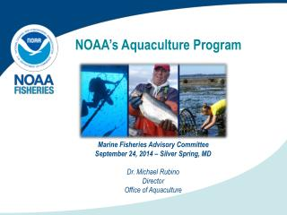 NOAA�s Aquaculture Program
