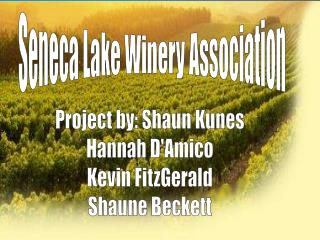 Seneca Lake Winery Association