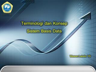 Terminologi dan Konsep  Sistem  Basis Data