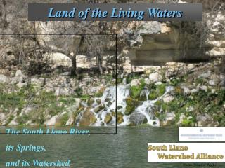 Land of the Living Waters