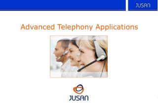 Advanced Telephony Applications